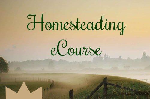 homesteading plr image