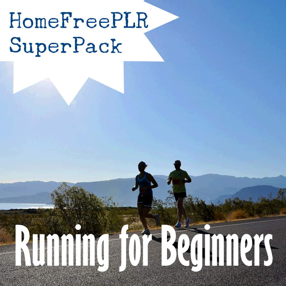 running plr superpack