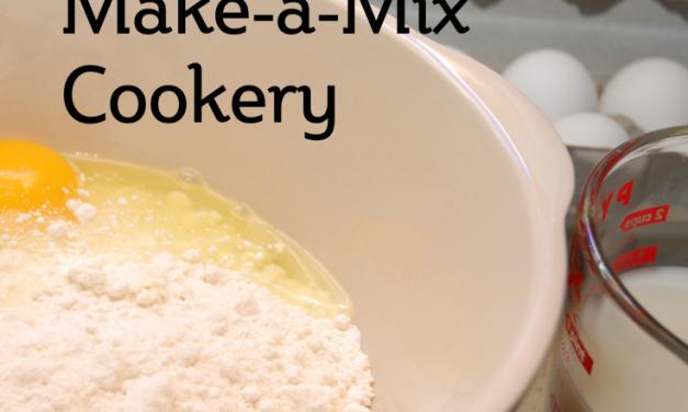 Make-a-Mix Cookery