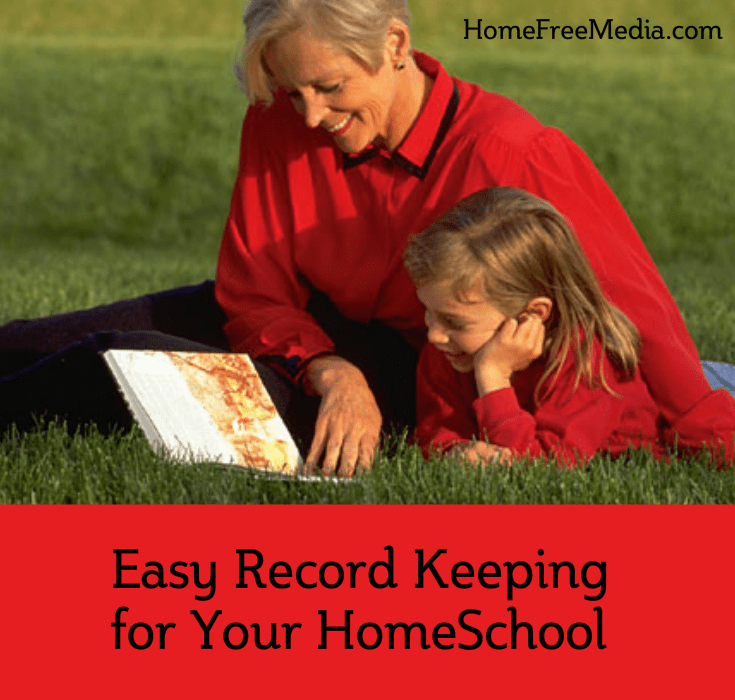 Easy Record Keeping for Your Homeschool