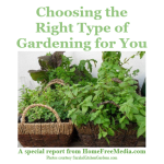 Choosing the Right Type of Gardening for You