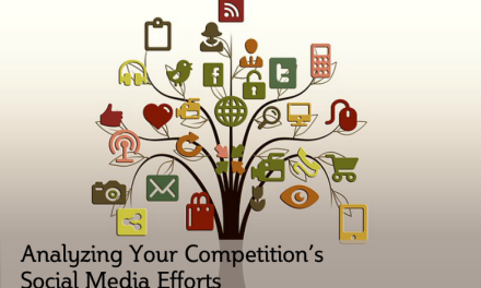 How to Analyse Your Competition's Social Media Efforts