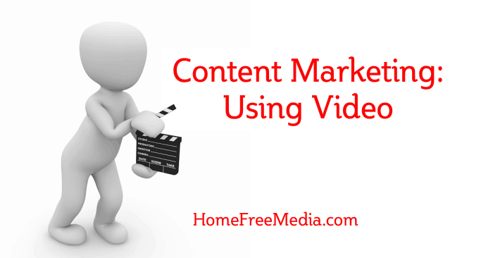 Content Marketing Using Video