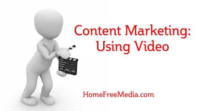 Content Marketing Using Video