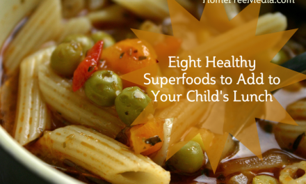 Eight Healthy Superfoods to Add to Your Child's Lunch