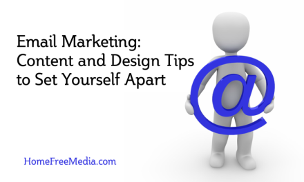 Email Marketing – Content and Design Tips to Set Yourself Apart