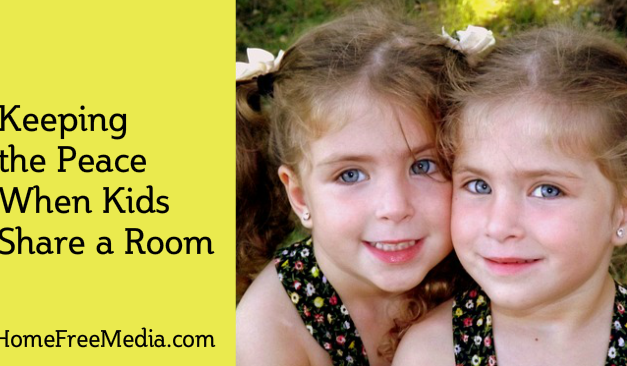 Keeping the Peace When Kids Share a Room
