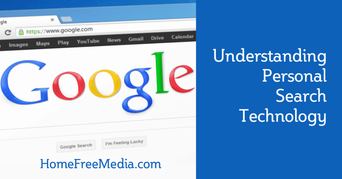 Understanding Personal Search Technology