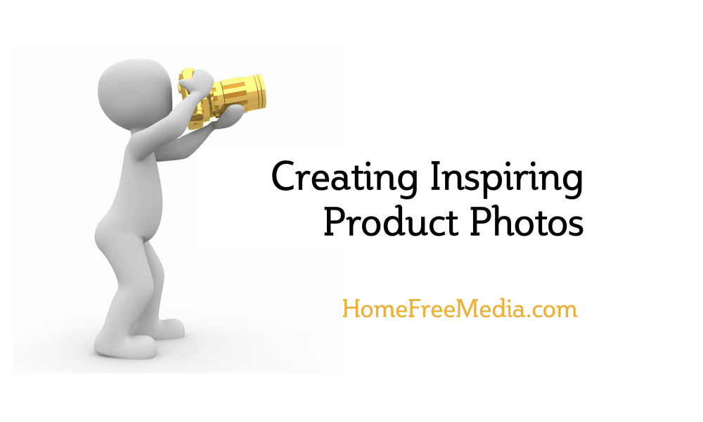 Creating Inspiring Product Photos