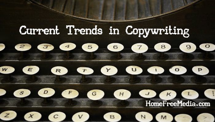 Current Trends in Copywriting