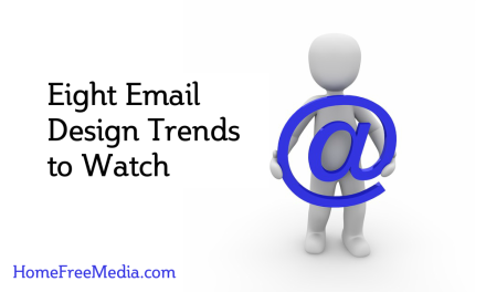 Eight Email Design Trends to Watch