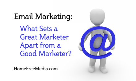 Email Marketing: What Sets a Great Marketer Apart from a Good Marketer?