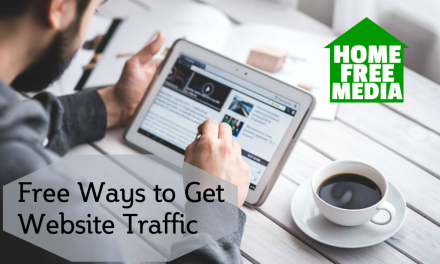 Free Ways to Get Website Traffic