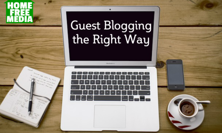 Guest Blogging the Right Way