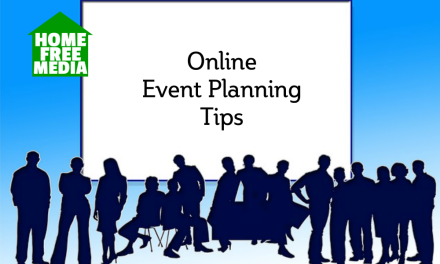 Online Event Planning Tips