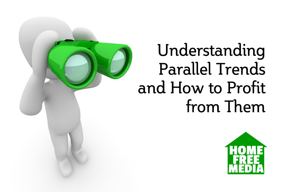 Understanding Parallel Trends and How to Profit from Them