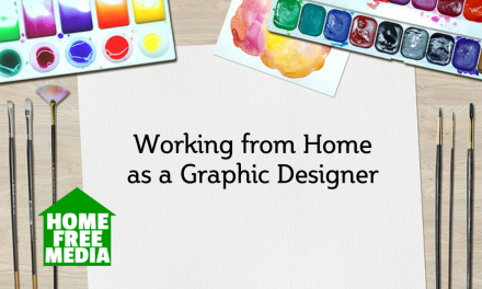 Working from Home as a Graphic Designer