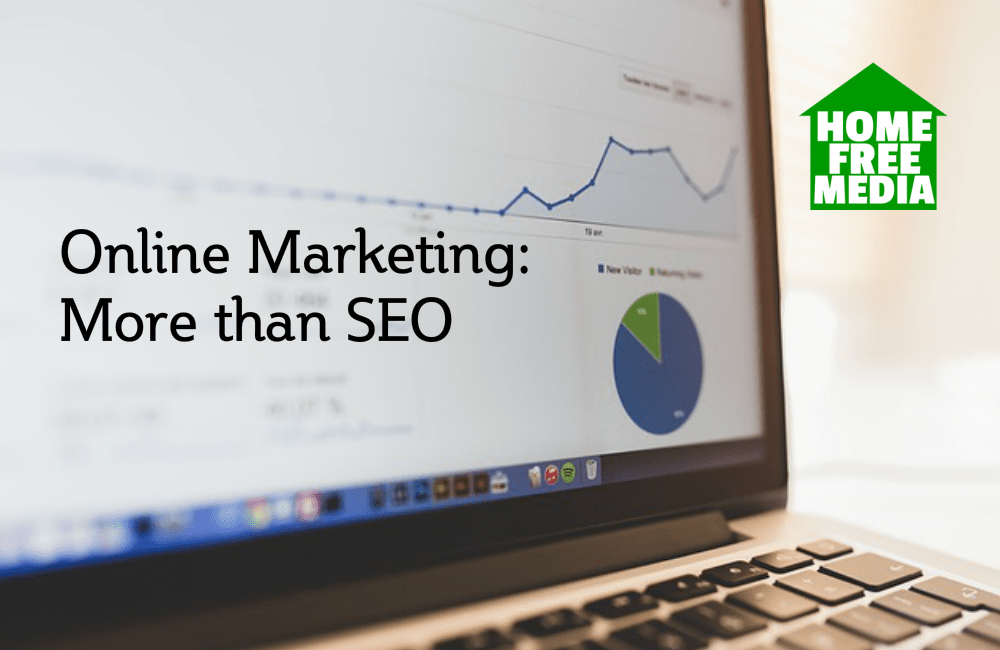 Online Marketing - More than SEO