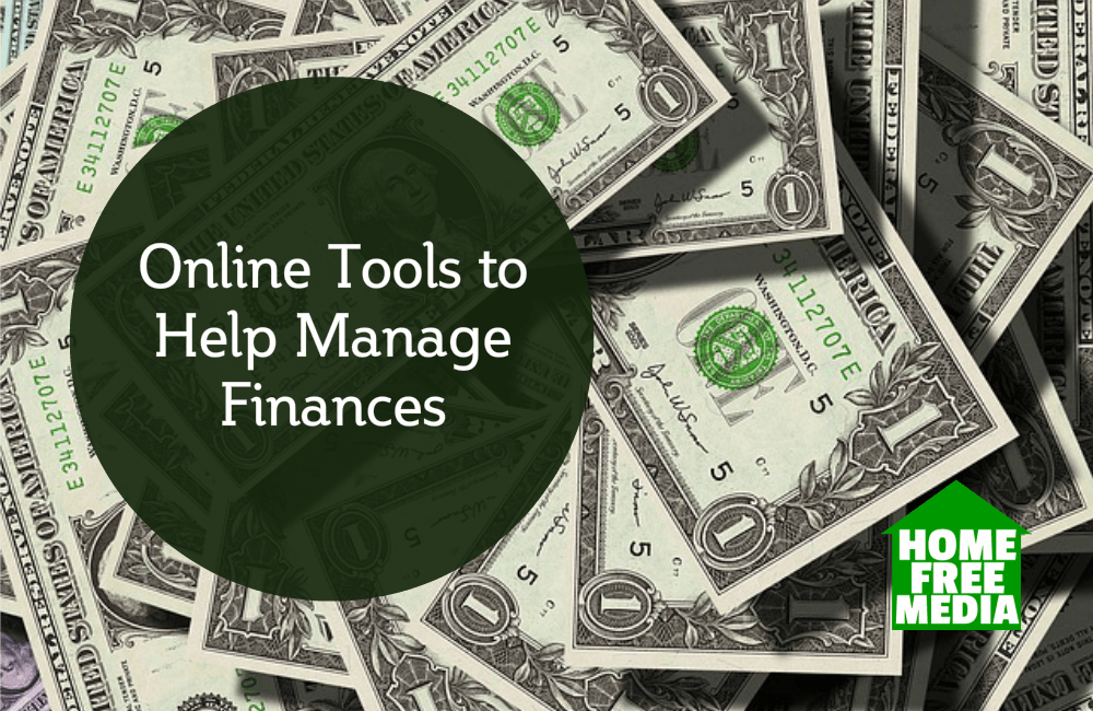 Online Tools to Help Manage Finances