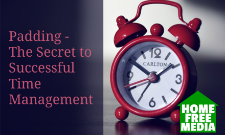 Padding – The Secret to Successful Time Management