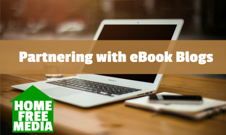 Partnering with eBook Blogs