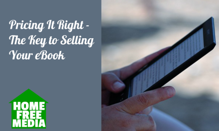 Pricing It Right – The Key to Selling Your eBook