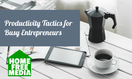 Productivity Tactics for Busy Entrepreneurs