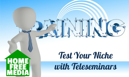 Test Your Niche with Teleseminars