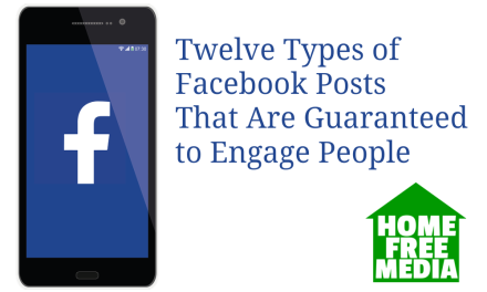 Twelve Types of Facebook Posts That Are Guaranteed to Engage People