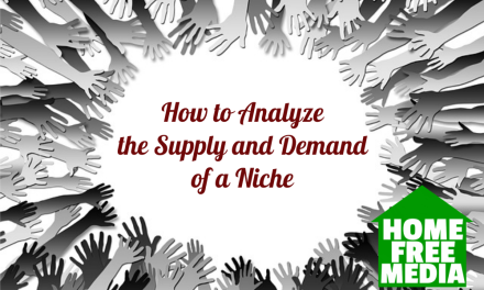 How to Analyze the Supply and Demand of a Niche