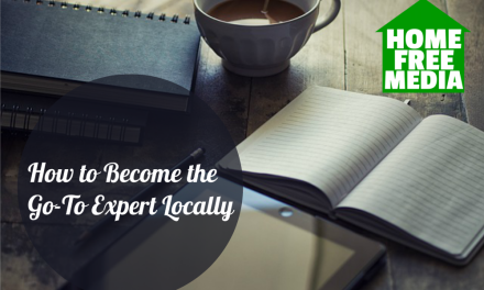 How to Become the Go-To Expert Locally