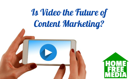 Is Video the Future of Content Marketing?