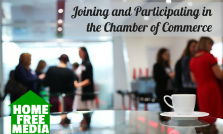 Joining and Participating in the Chamber of Commerce