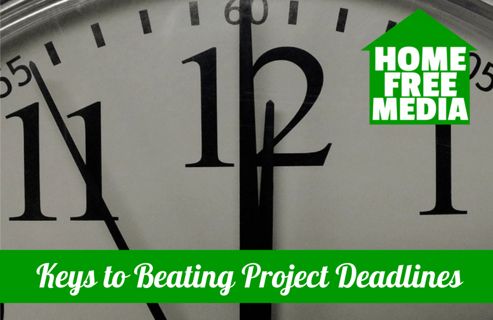 Keys to Beating Project Deadlines