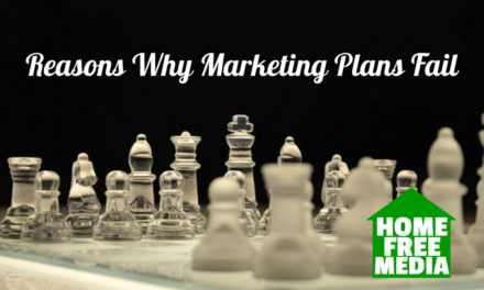 Reasons Why Marketing Plans Fail