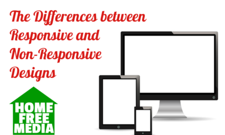 The Differences between Responsive and Non-Responsive Designs