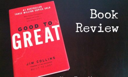 Book Review – Good to Great by Jim Collins