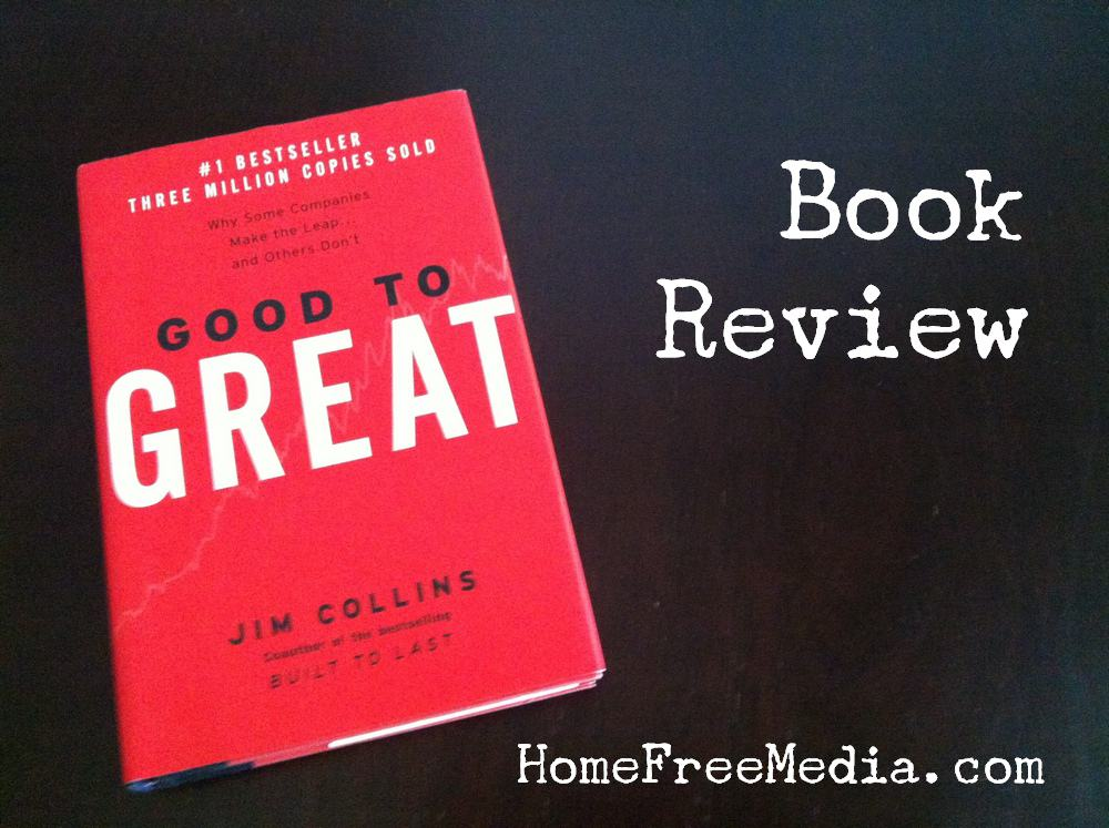good to great book review
