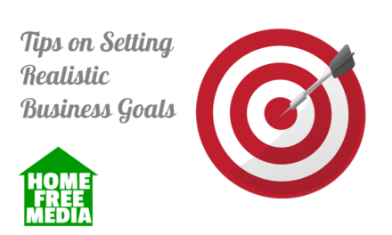 Tips on Setting Realistic Business Goals
