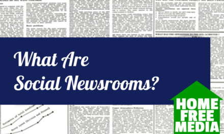 What Are Social Newsrooms?