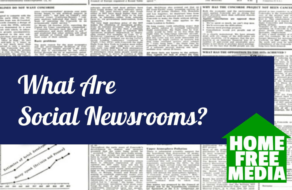 What Are Social Newsrooms