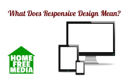 What Does Responsive Design Mean?