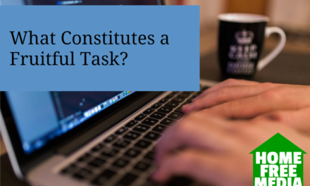 What Constitutes a Fruitful Task?
