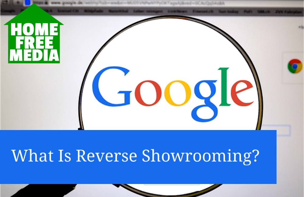 What Is Reverse Showrooming