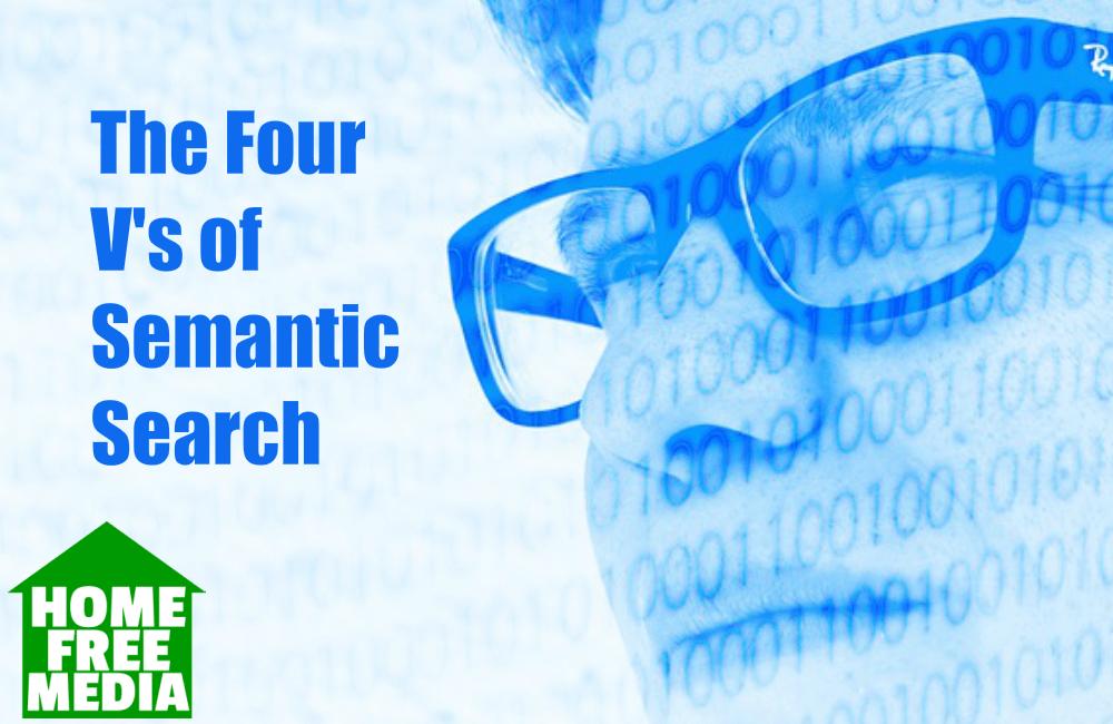 Four Vs of Semantic Search