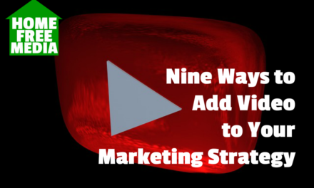 Nine Ways to Add Video to Your Marketing Strategy
