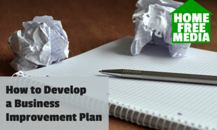 How to Develop a Business Improvement Plan