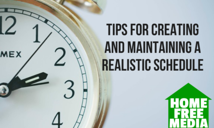 Tips for Creating and Maintaining a Realistic Schedule