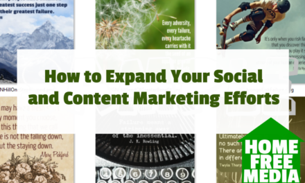 How to Expand Your Social and Content Marketing Efforts
