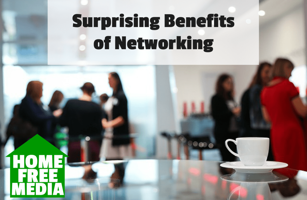 Surprising Benefits of Networking